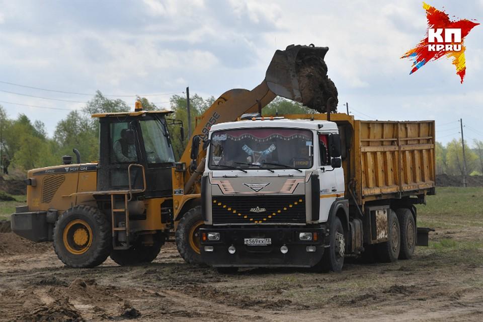 Омская компания заплатит 500 000 руб. за преступную добычу полезных ископаемых