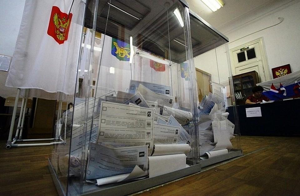 Явка воВладивостоке превысила 10-процентный барьер