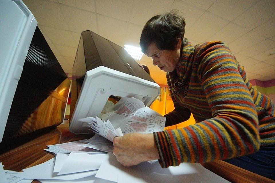 Выборы вВологодской области прошли тихо испокойно