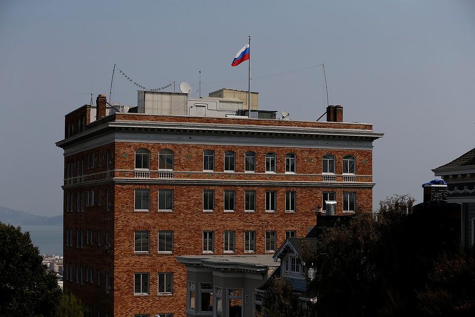 ВпосольствеРФ назвали издевательством слова о«прогулке» подипсобственности