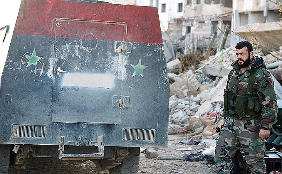 РФ, Турция иИран объявили осоздании зон деэскалации вСирии