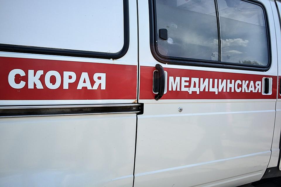 В промышленном районе женщина-водитель сбила 78-летнюю пенсионерку