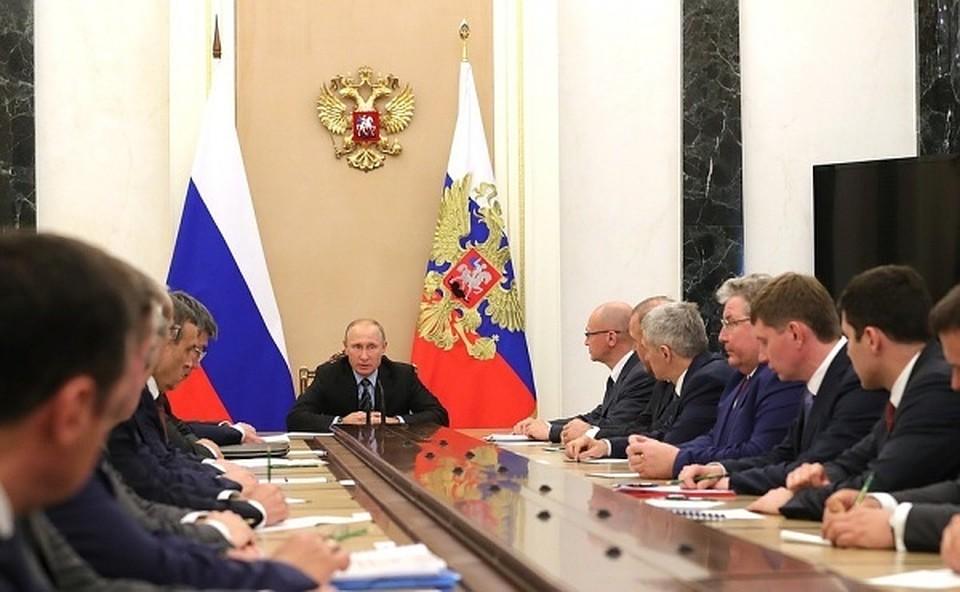 Евгений Куйвашев принял участие вовстрече Президента России сизбранными губернаторами