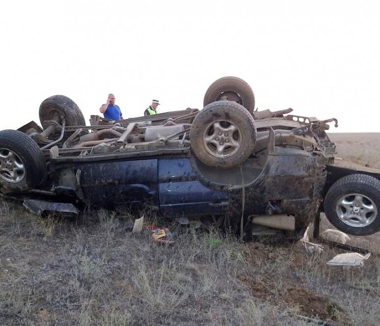 ВАстраханской области в трагедии умер мужчина