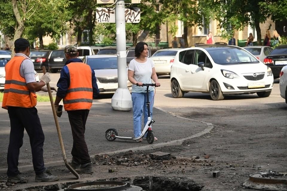 ВЧелябинске ограничат движение поУниверситетской Набережной