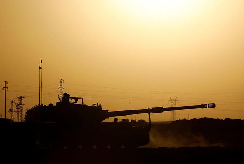 Армия Турция останется вИраке еще нагод