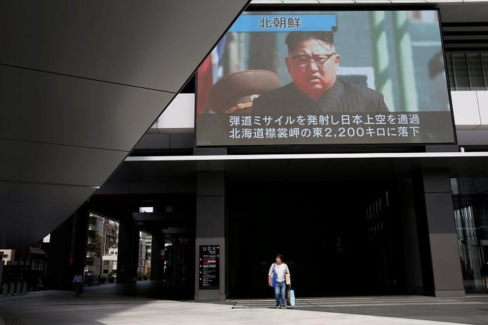 Япония рассматривает возможность размещения американских комплексов противоракетной обороны наберегу страны