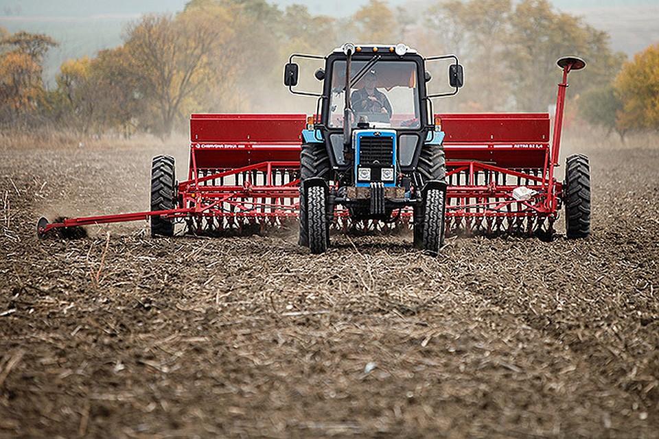 5 млн. тонн зерна собрано вТатарстане