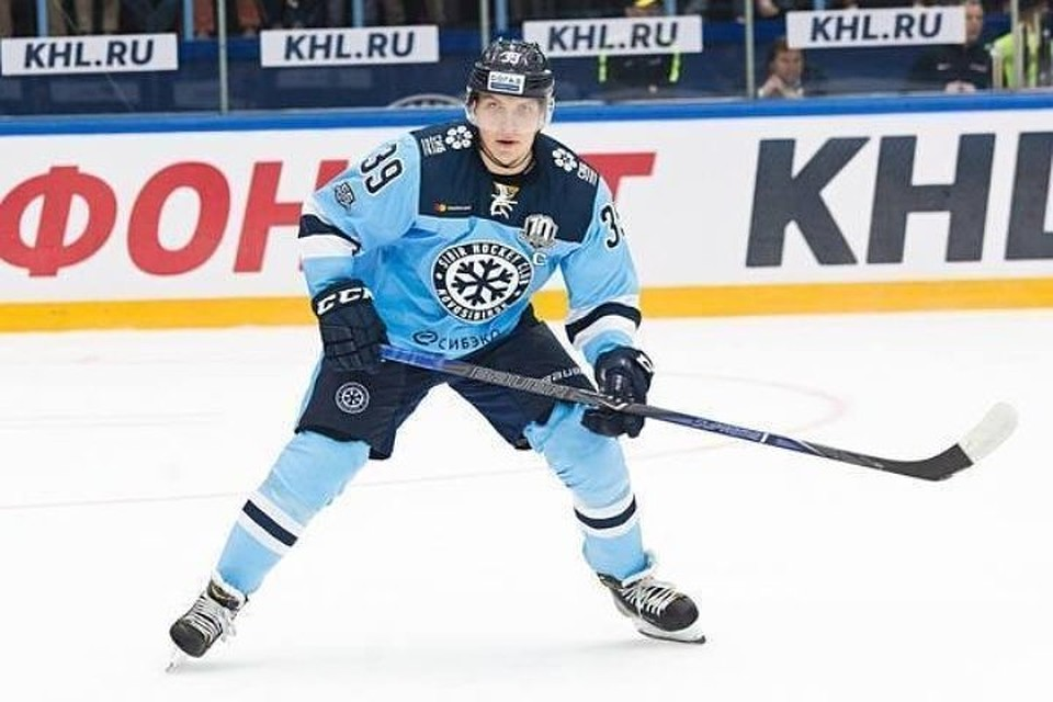 «Локомотив» вовертайме проиграл «Сибири» вматче постоянного чемпионата КХЛ
