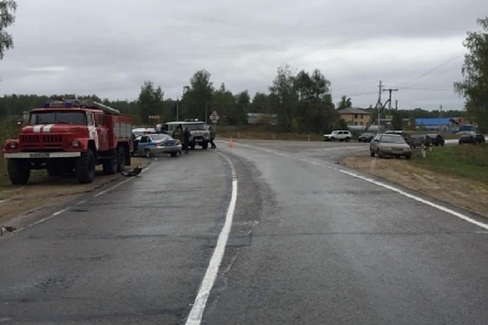 Вчера вМарий Эл умер шофёр, пострадали годовалый ребенок ипятеро взрослых