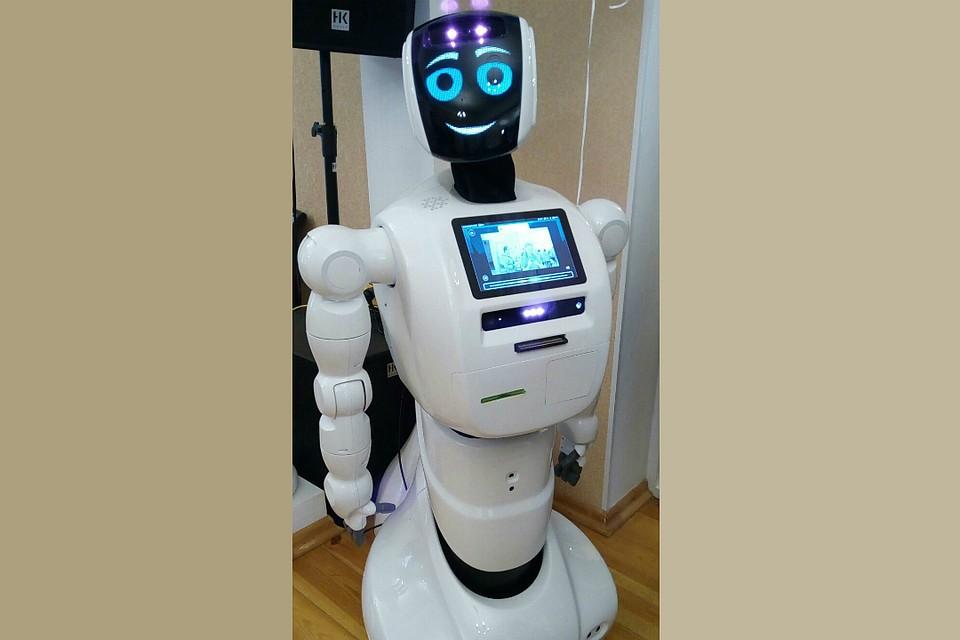 ВДетском космическом центре появится робот-экскурсовод