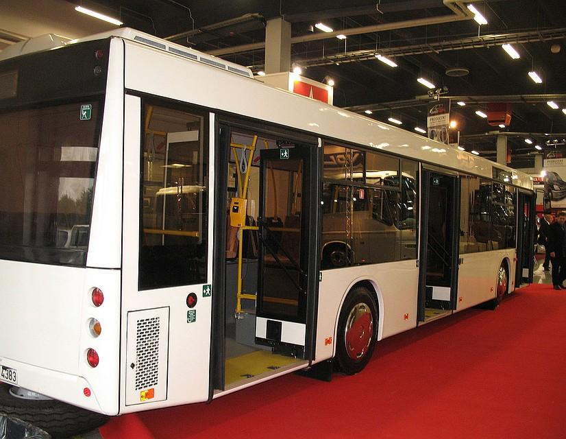 Вавтопарке Ростова появится 110 новых автобусов за1,1 млрд руб.