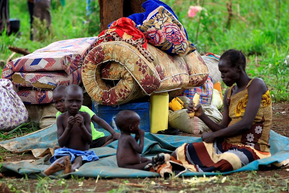 Колдуны Уганды стали приносить вжертву детей