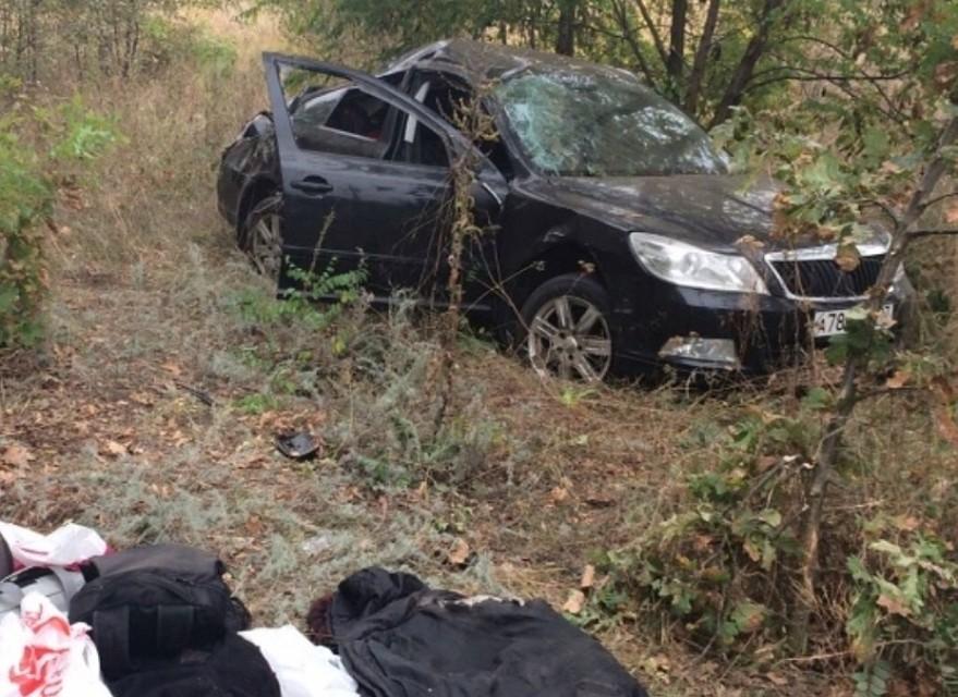 ВВоронежской области при столкновении 2 иномарок погибла 3-летняя девочка