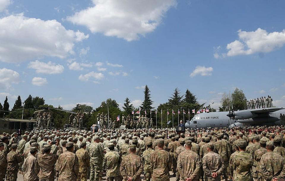 Польша пожелала расположить усебя две американские дивизии