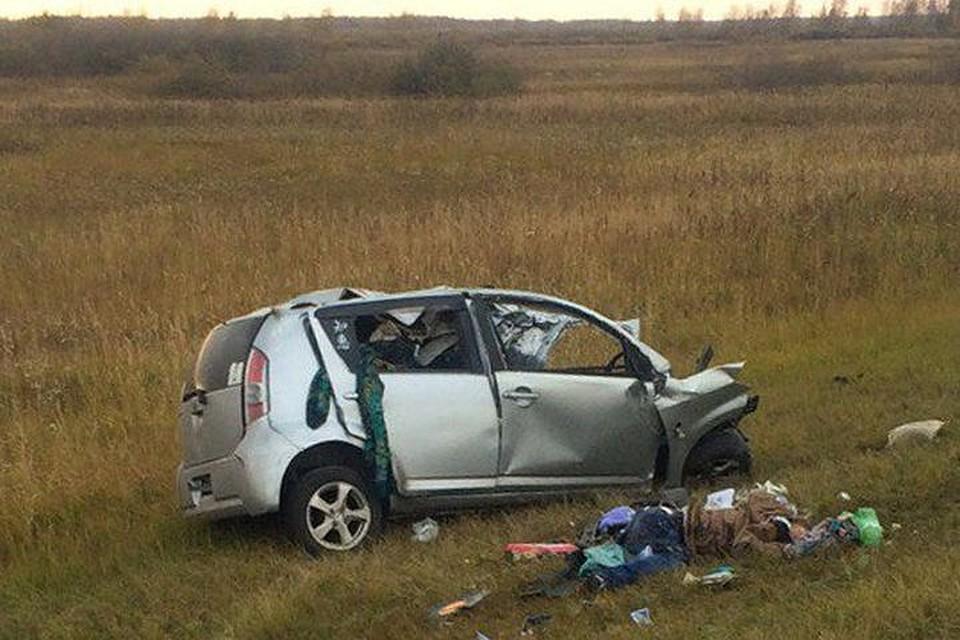 ВНовосибирской области при столкновении грузовых авто умер один человек