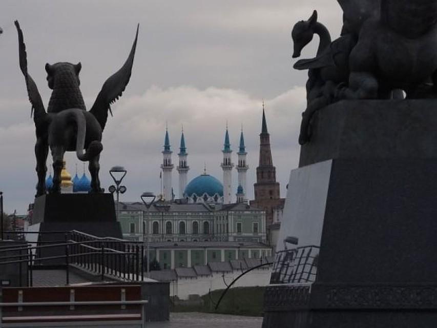 Казань в 2017-ом посетили 2,2 млн. туристов