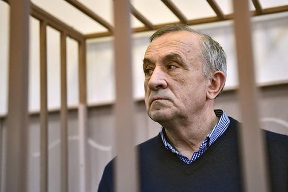 Домашний арест экс-главы Удмуртии Александра Соловьева продлили до4января