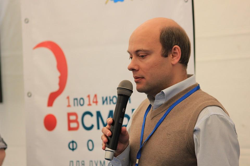 Андрей Кибитов назначен заместителем руководителя администрации губернатора Петербурга