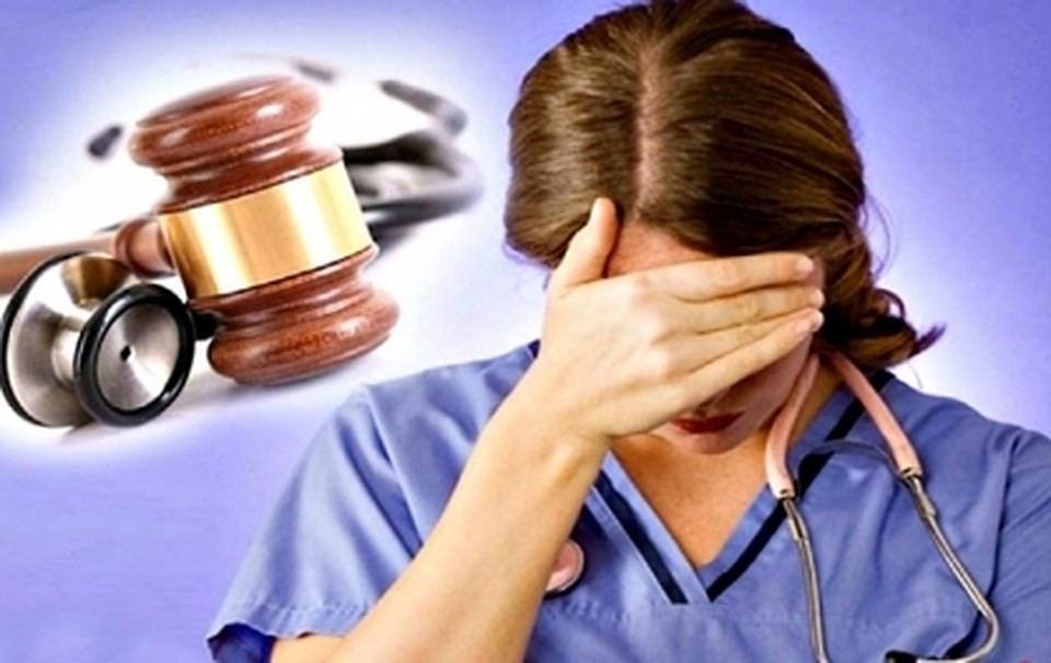ВТульской области терапевта осудили засмерть старый пациентки