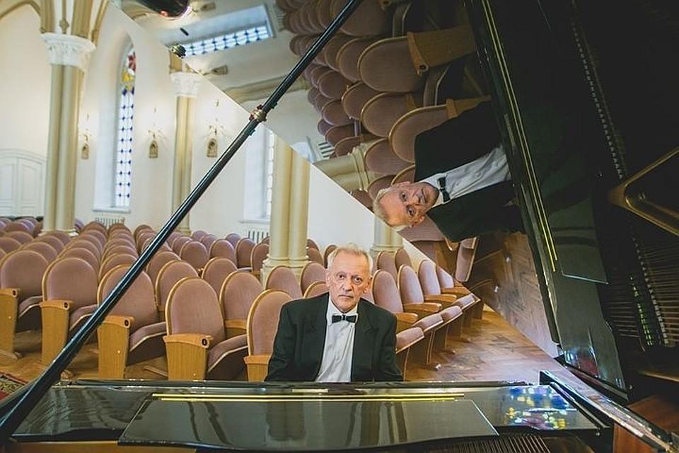СКначал проверку пофакту смерти пианиста Клейна наконцерте вИркутске