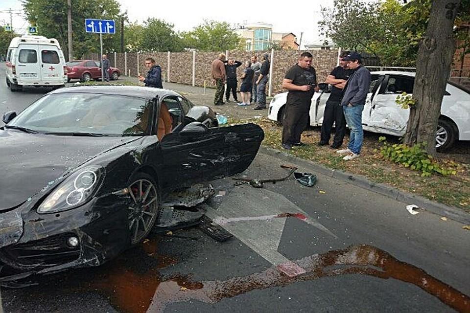 Пешехода насмерть сбили напереходе вКраснодаре