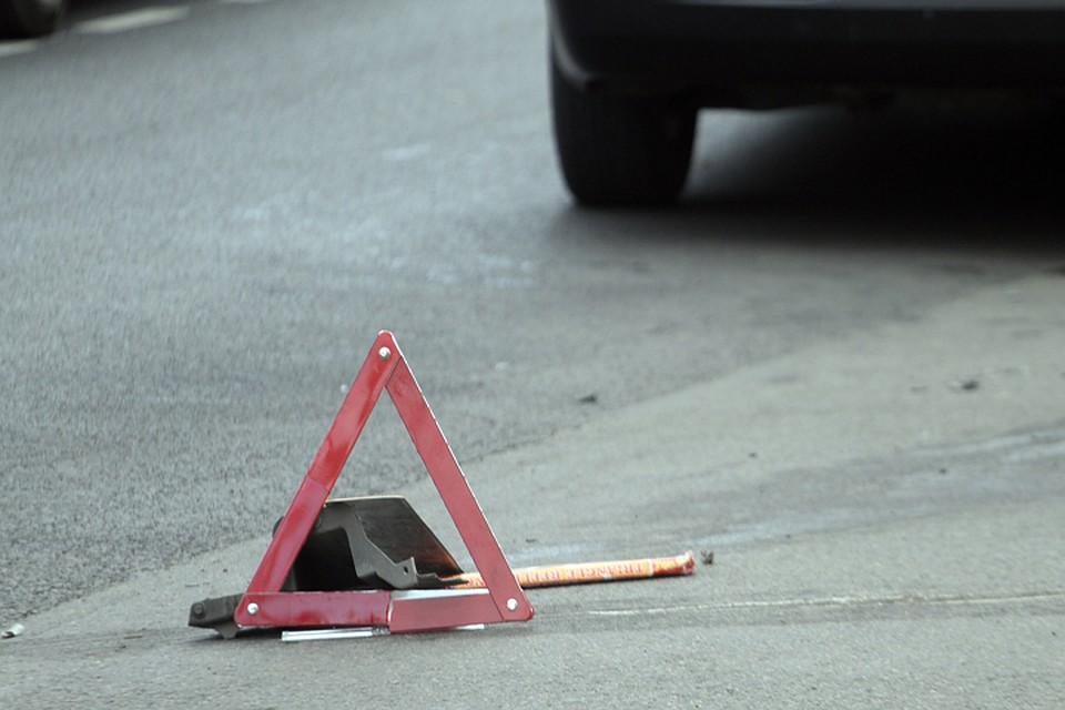 Шофёр  Mercedes умер  вжутком ДТП натрассе «Брянск-Новозыбков»