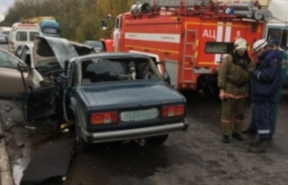 ВКурске в трагедии двое погибли ичетверо пострадали