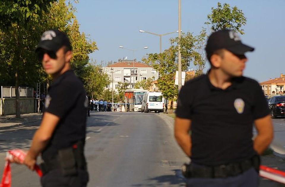 Турецкий полицейский совершил покушение на прокурора Антальи