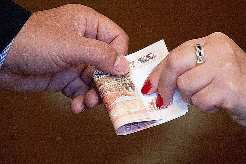 Пермяка оштрафовали надва млн  руб.  завзятку банкиру