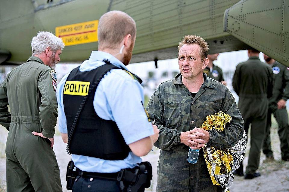 Подозреваемый вубийстве шведской журналистки отказывается свидетельствовать