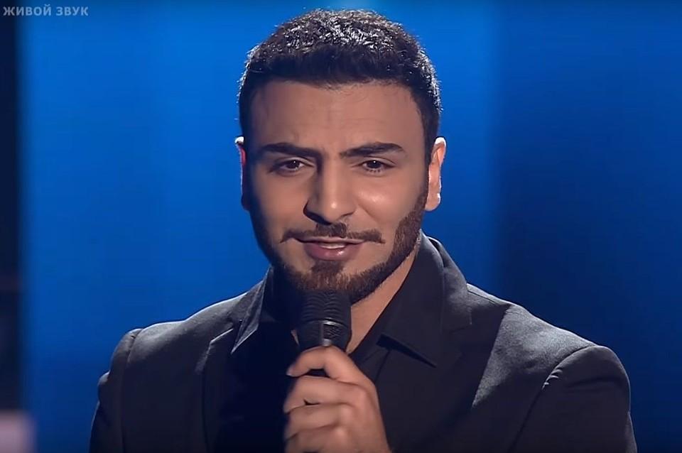 Заали Саркисян стал единственным участником шоу «Голос» изРостова