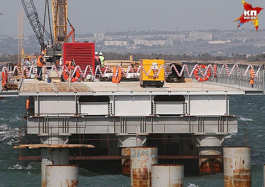 Договор настроительство моста наСахалин получит компания Ротенберга