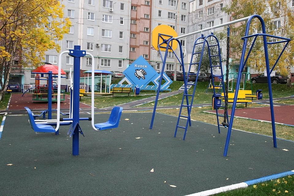 Рославль первым завершил исполненье программы «Формирование городской среды»