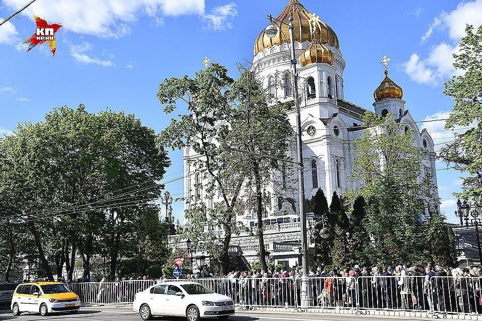 Встолице появится мобильный религиозный путеводитель