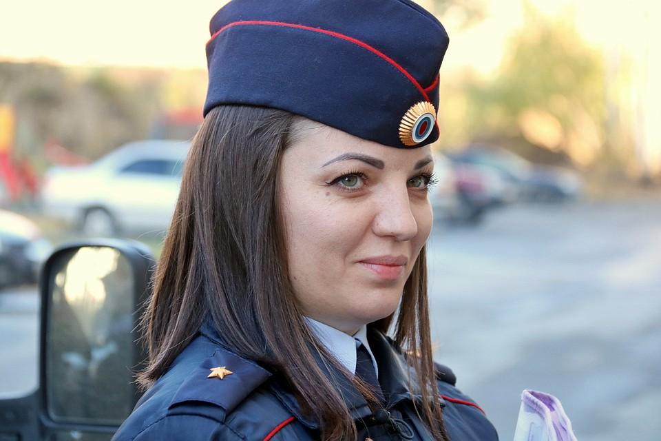 Екатерина Пономарева: Лучшим участковым Новосибирской области стала девушка