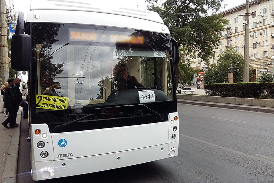 Для оплаты проезда вавтобусах волгоградцам предложат карты-гибриды