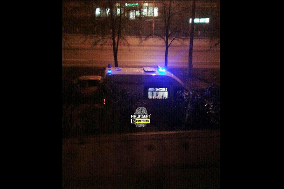 ВКемерове сбалкона шестого этажа упал гражданин Бурятии