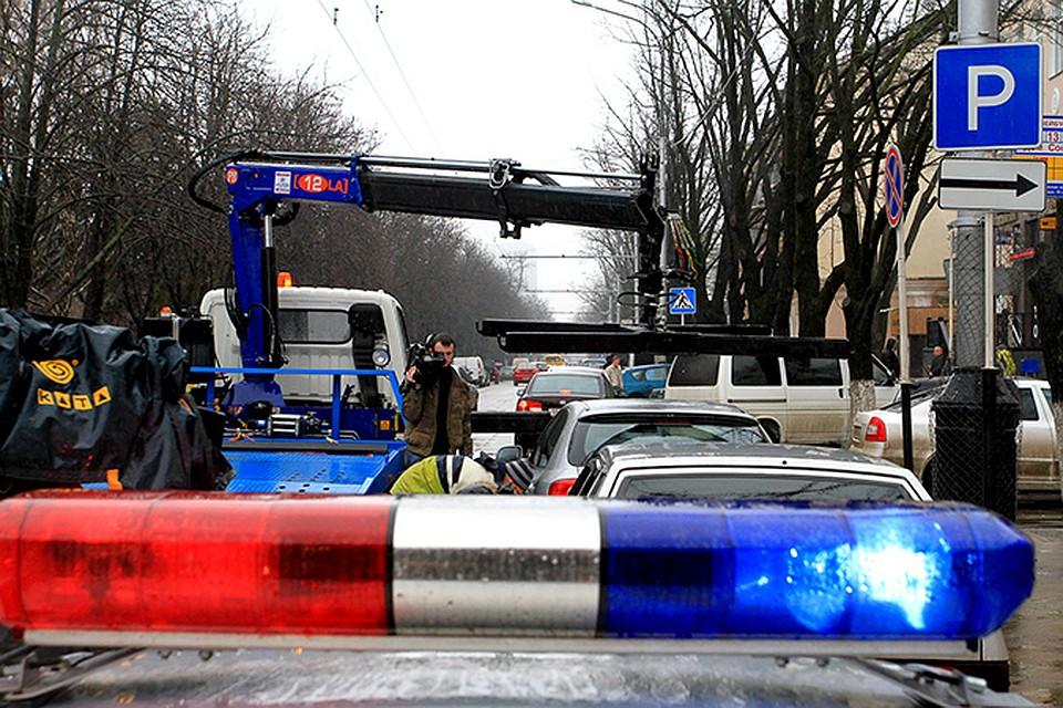 Полицейские задержали дрифтовавшего на«Ниве» сочинского водителя