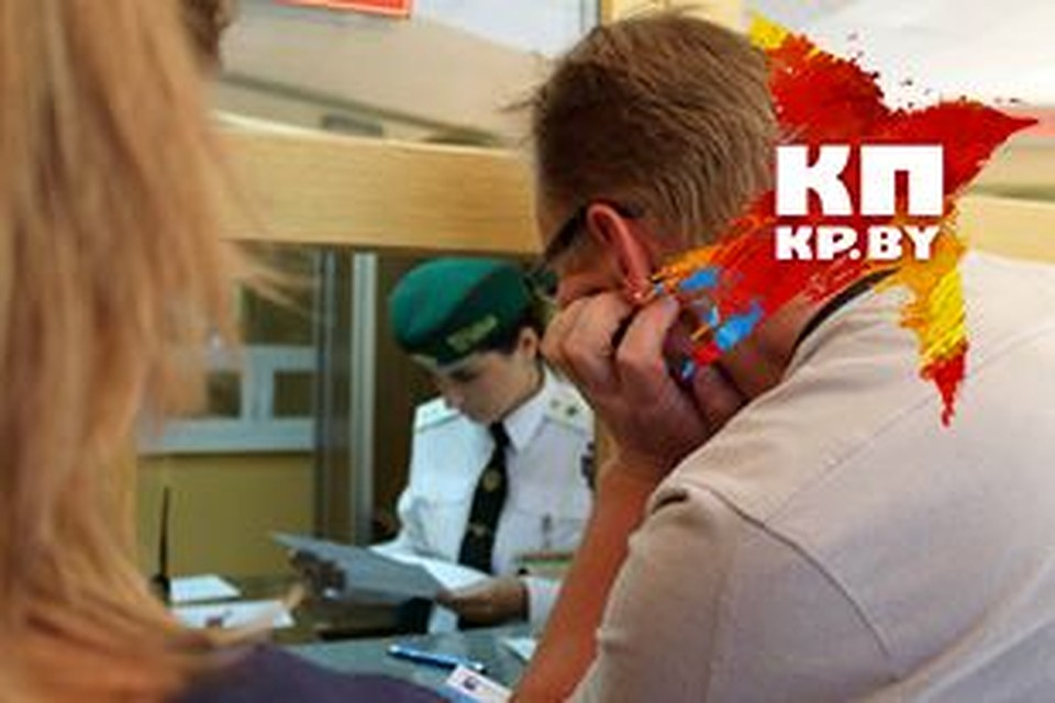 ГПК: неменее 600 фур создали очередь набелорусско-литовской границе
