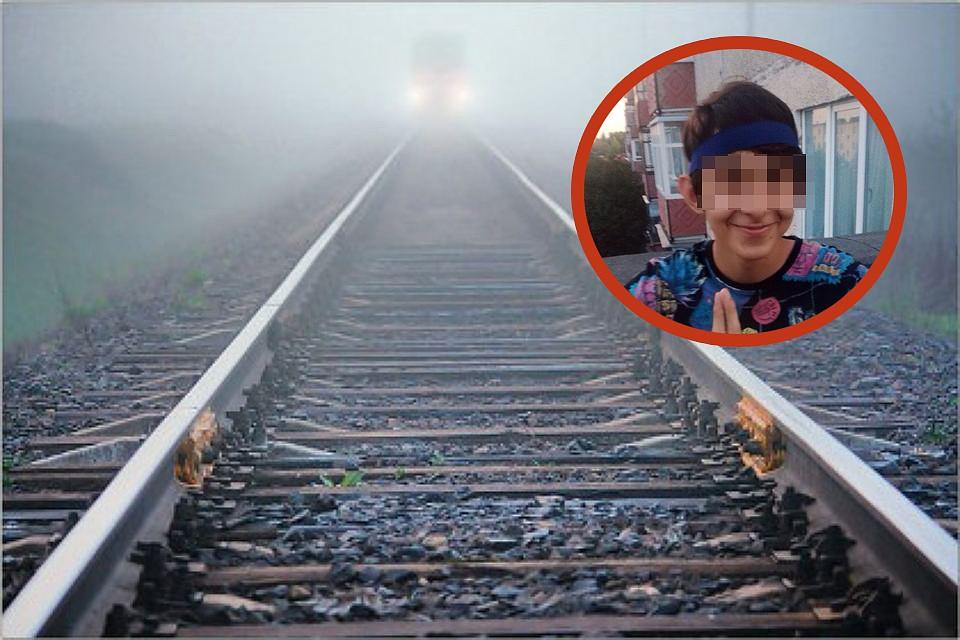В Приморье две 15-летние школьницы попали под поезд