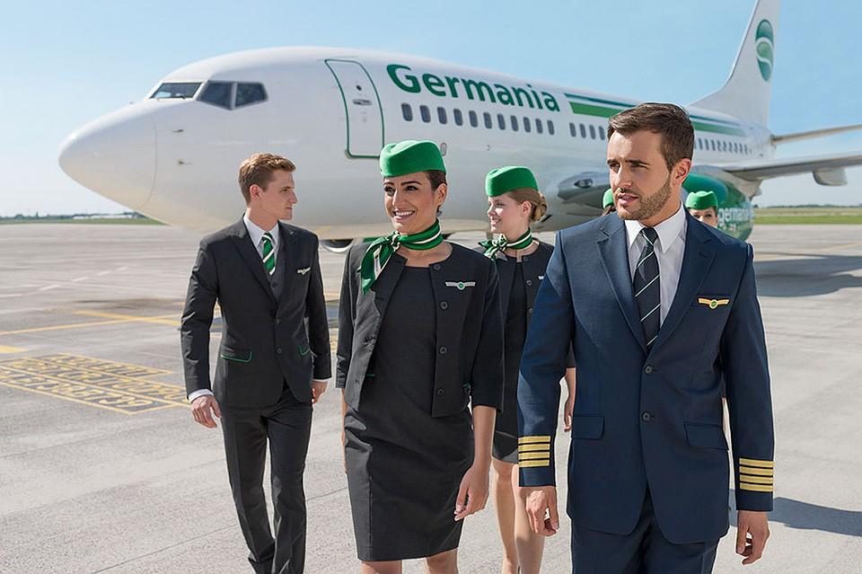 Авиакомпания Germania откроет прямые рейсы изПетербурга вДрезден следующей весной