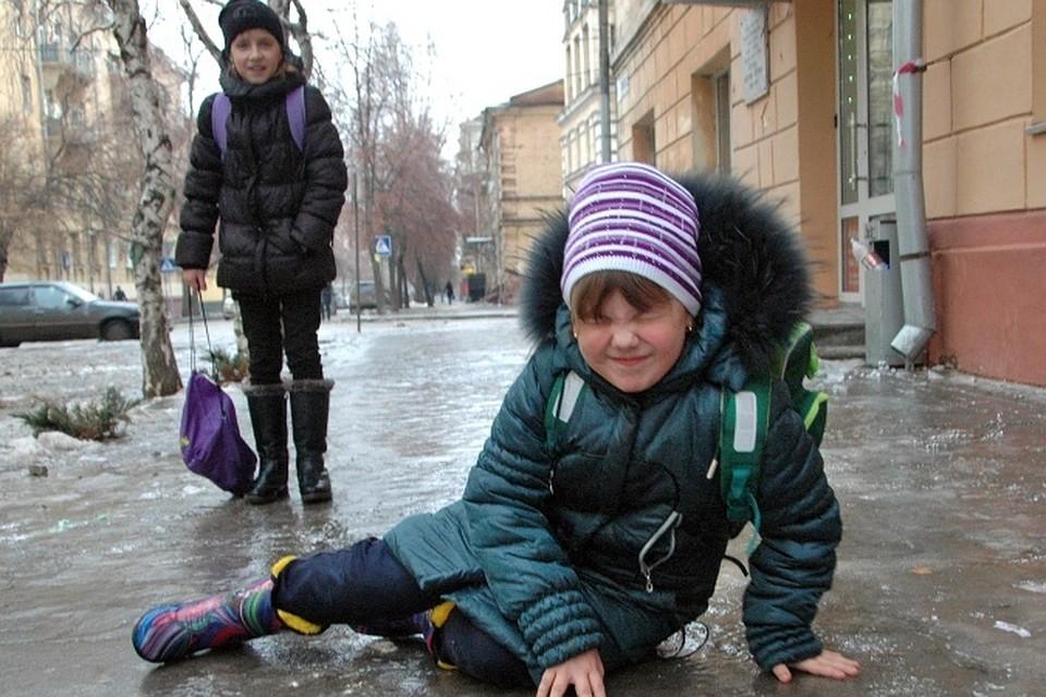 Дождь имокрый снег ожидаются вТомске всреду