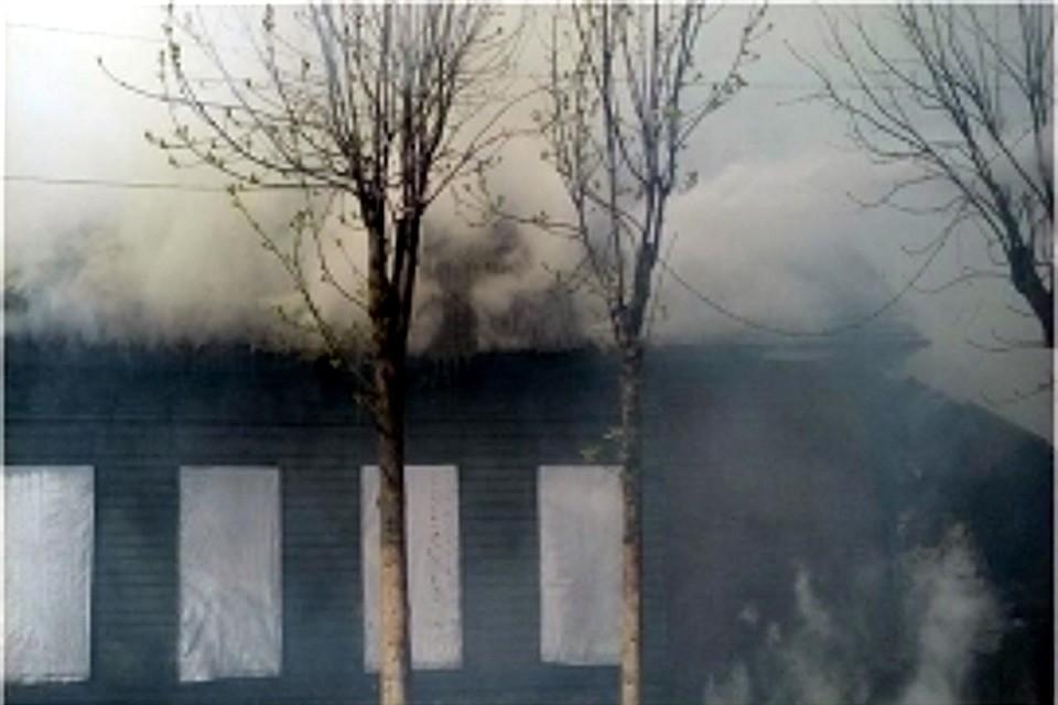 Впоселке Лесное жертвами пожара стало двое детей