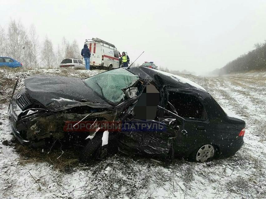 ВБашкирии вавариях погибло три человека— Сводка ДТП