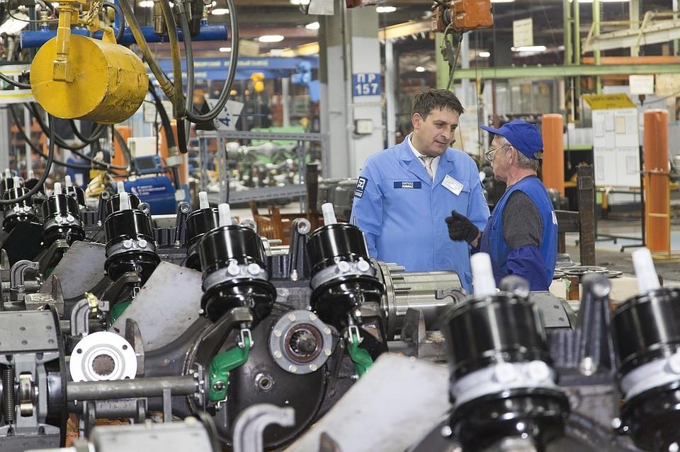 Учреждения Набережных Челнов увеличили выпуск продукции на17%