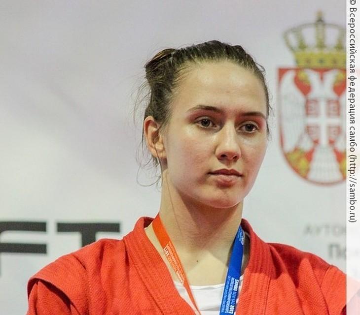 Спортсменка изУфы Алиса Нечаева одолела наКубке Европы посамбо