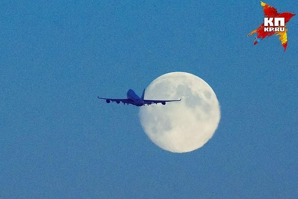 ВКольцово задержали пассажира, который устроил перекур втуалете самолёта