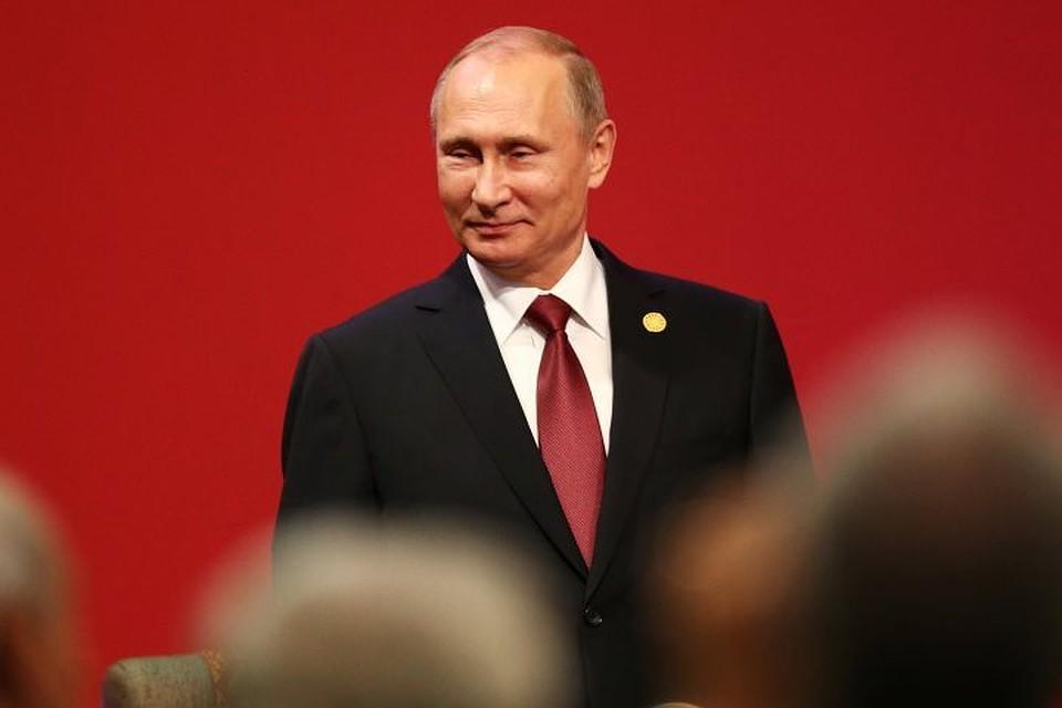 Путин обсудил сглавой Ирана борьбу стерроризмом иситуацию вСирии
