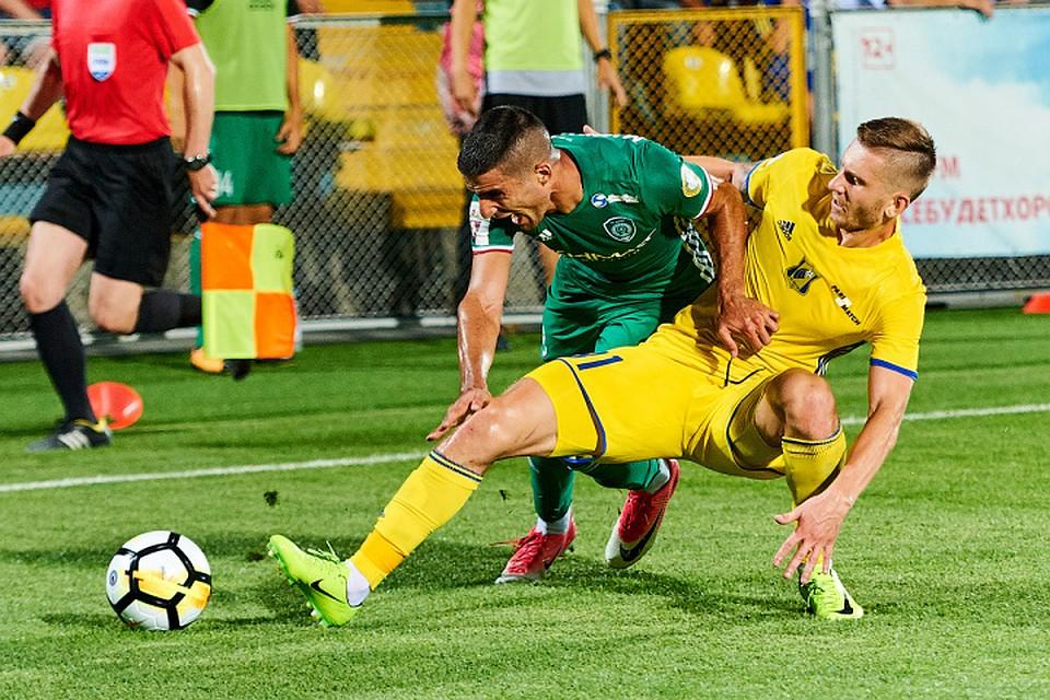 «Ахмат» обыграл «Ростов» ипрервал четырехматчевую серию без побед